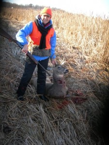 MP harvests a buck in 2009