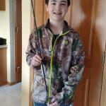 K Shot His First Robin Hood